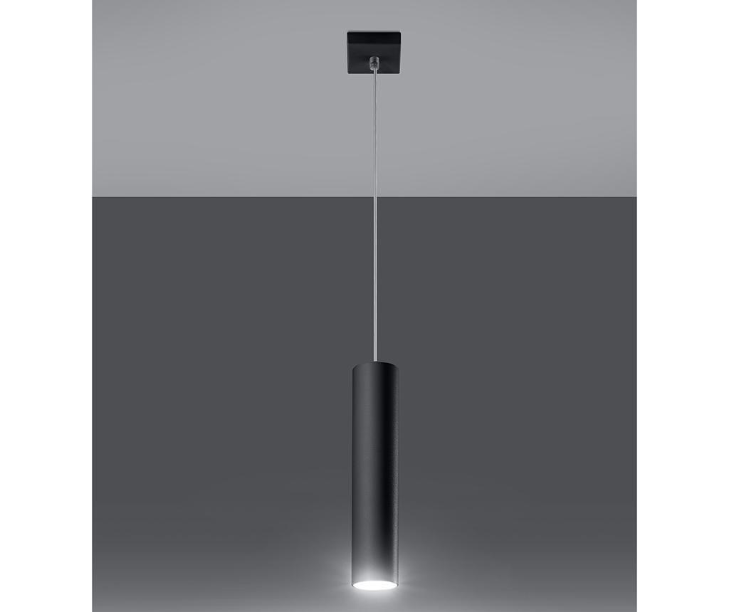 Stropna svetilka Castro Black