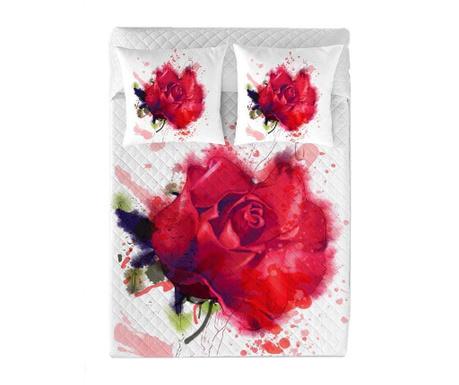 Red Rose Steppelt Ágytakaró