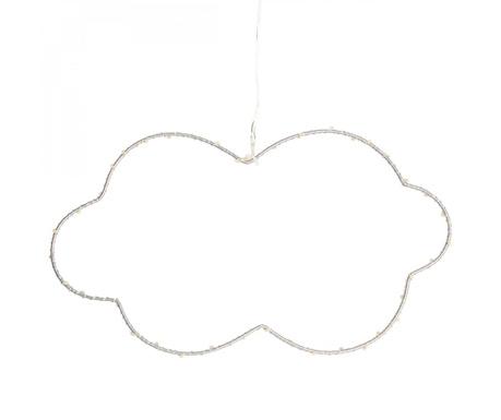Světelná dekorace Cloud Shape