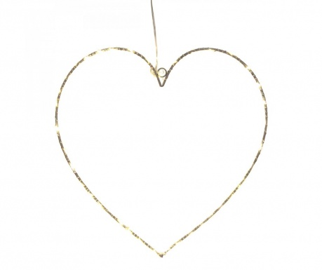 Heart Shape Fénydekoráció