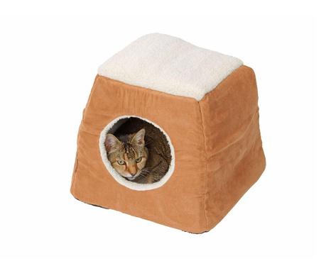 Patut pentru pisici 2 in 1 Cozy