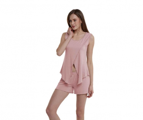 Pijama dama Viviana Pink