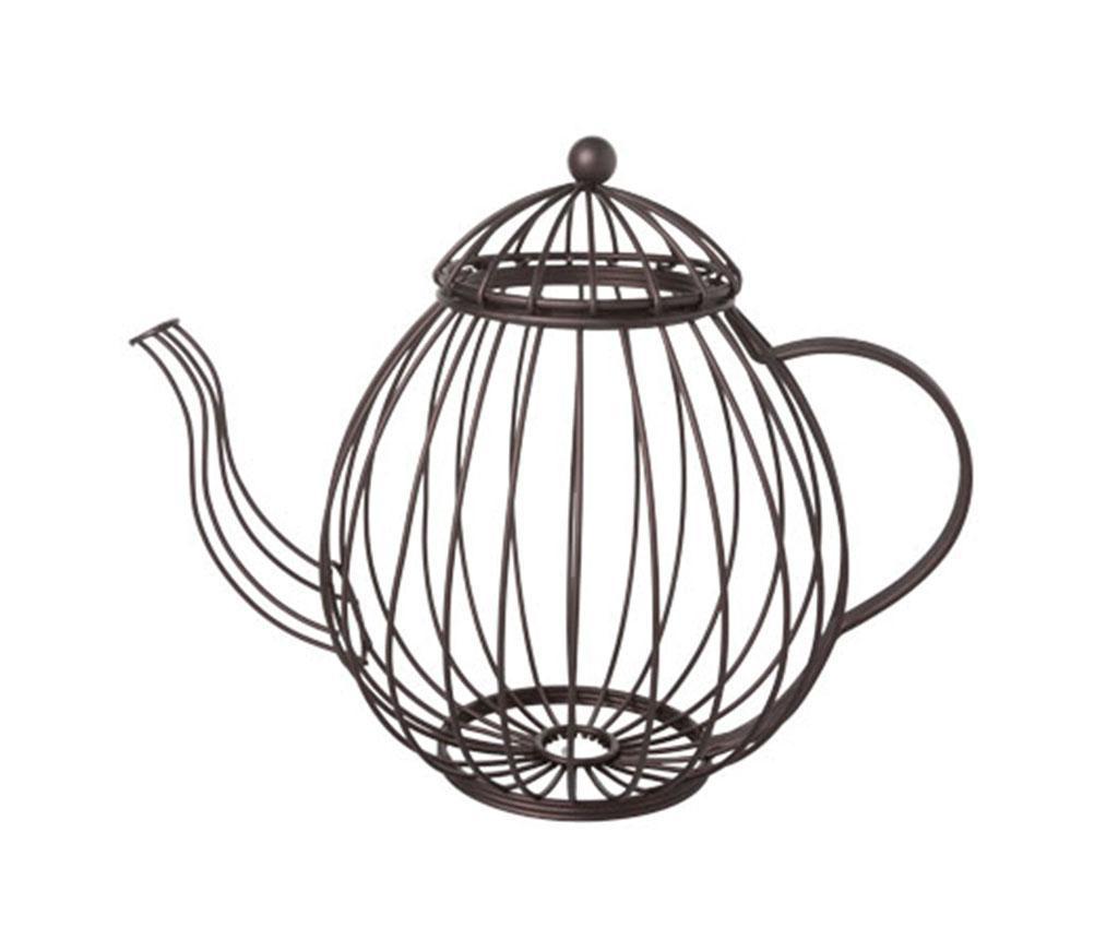 Dekoracija Coffeepot Copper