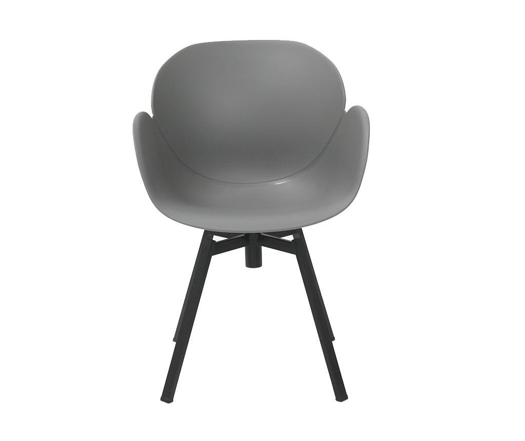 Krzesło obrotowe Carlos Grey Vivrehome.pl
