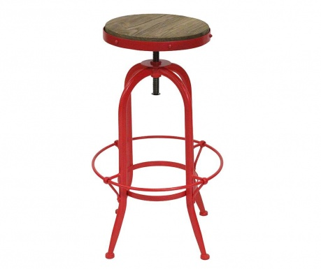 Scaun de bar Cassidy Red