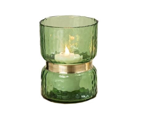 Świecznik Stratos Green