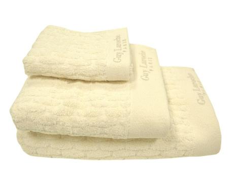 Zestaw 3 ręczników kąpielowych Palazzo Bone