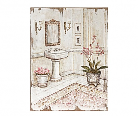 Obraz Royal Bath 30x40 cm