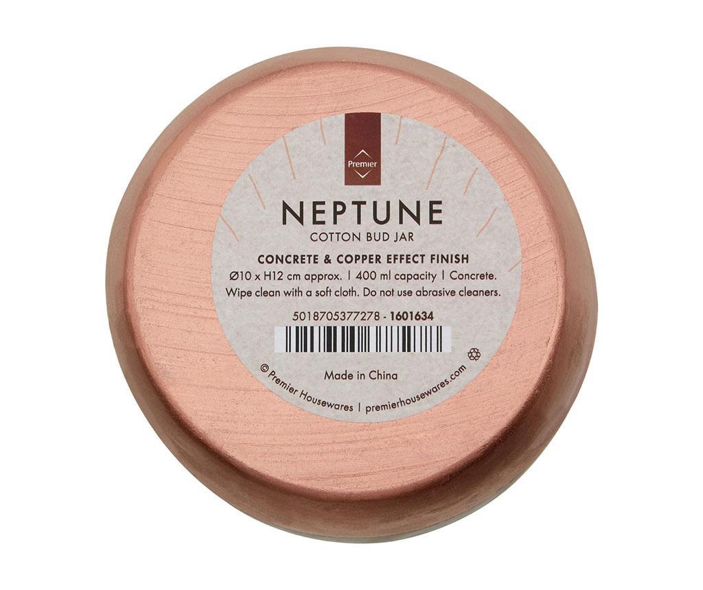 Съд с капак Neptune 400 мл
