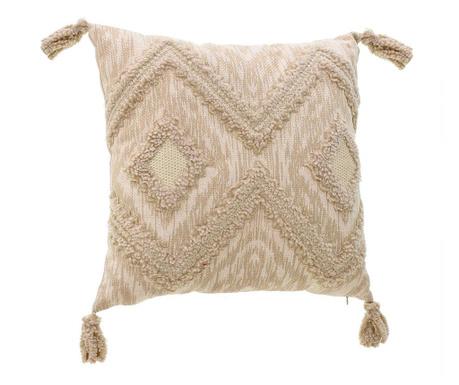 Dekorační polštář Ivory Cream 40x40 cm