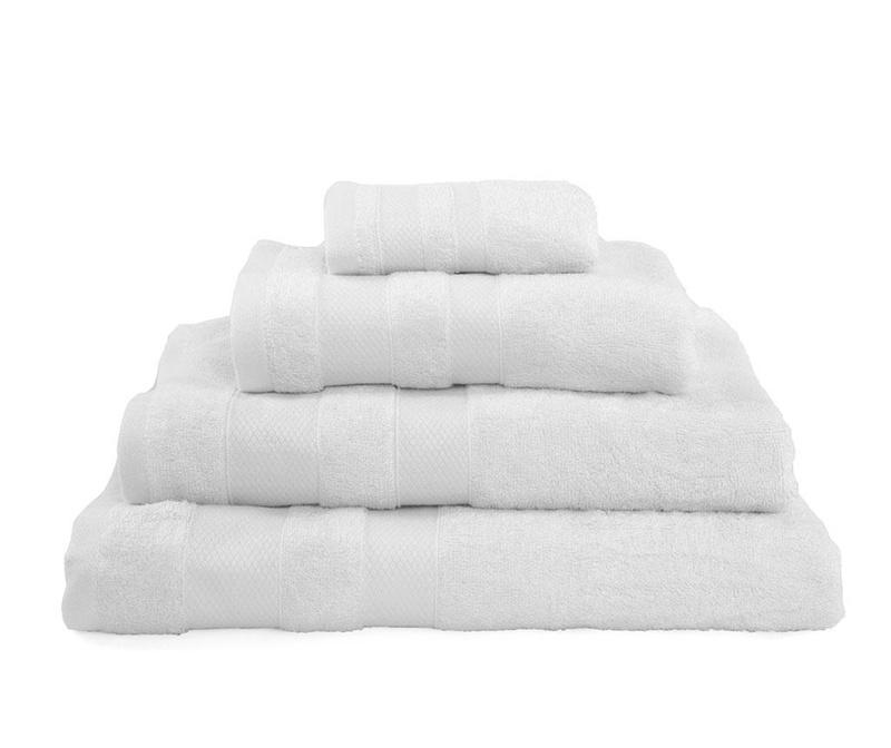 Kupaonski ručnik Tender White 50x90 cm