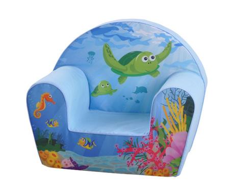 Πολυθρόνα για παιδιά Sea Life