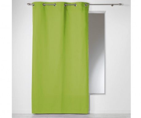 Zasłona Panama Green 140x240 cm