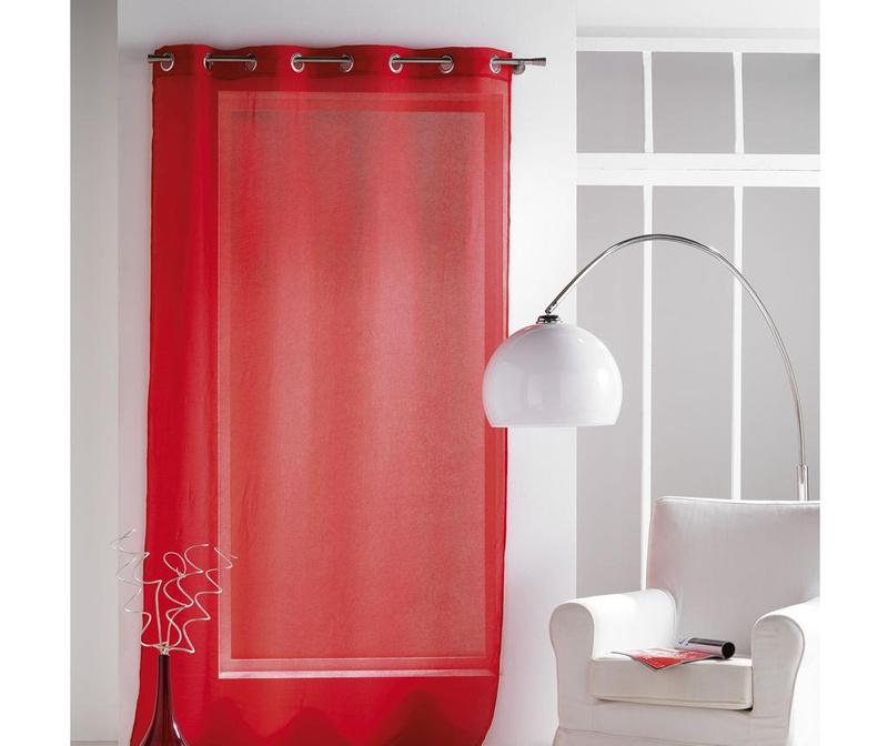 Zavjesa Paloma Red 140x240 cm