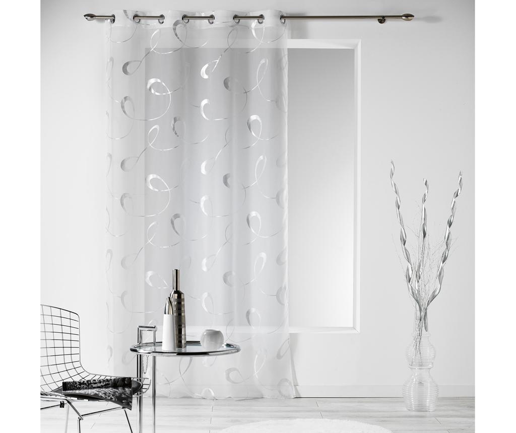 Zavjesa Infinity White 140x240 cm