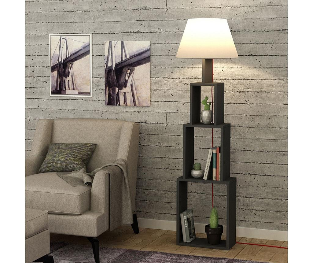 Lampadar Tower Anthracite and Beige