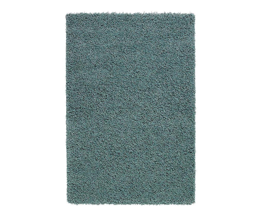 Covor Vista Teal Blue 200x290 cm