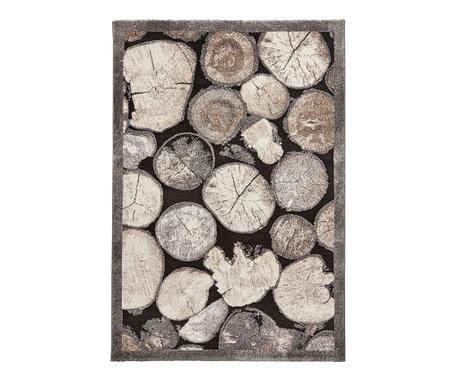 Covor Woodland Cream & Grey 160x220 cm