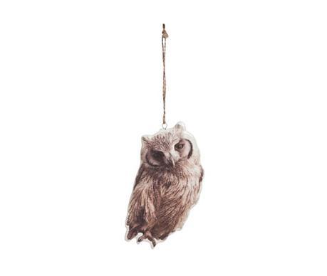 Κρεμαστό διακοσμητικό Owl Brown