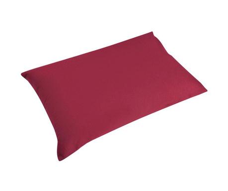 Set 2 jastučnice Percale Loryn Marsala 50x70 cm