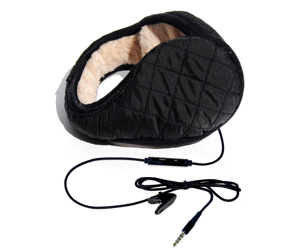 Sluchátka hi-Ear Cozy Black