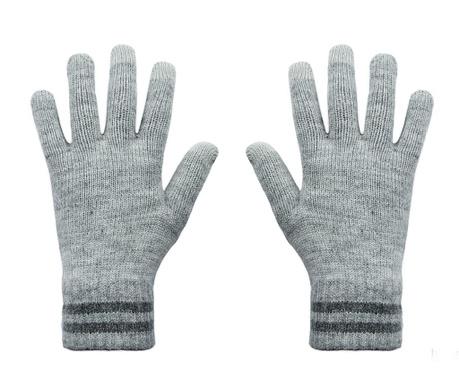 hi-Glove Classic Grey Érintőképernyős Férfi kesztyű