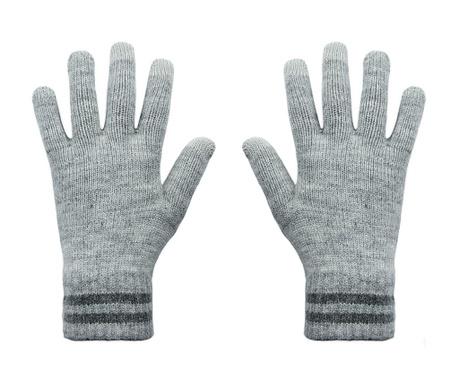 hi-Glove Classic Grey Érintőképernyős Női kesztyű