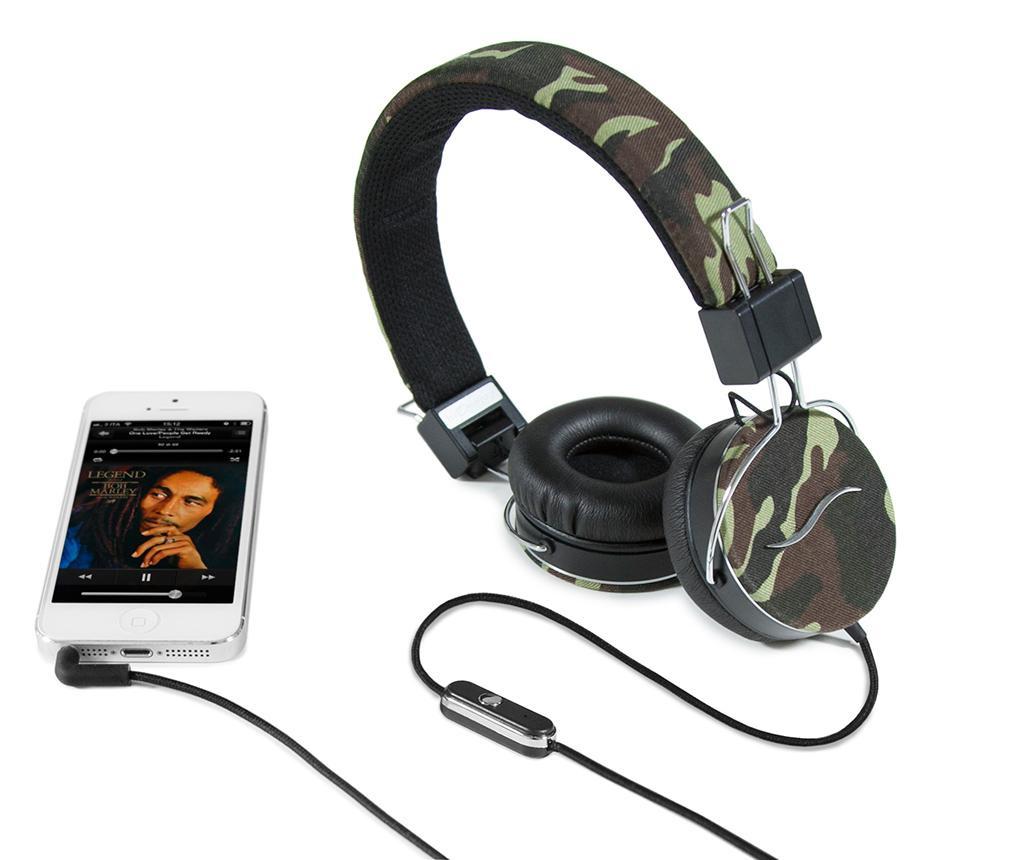 Slušalke hi-Deejay Army Classic