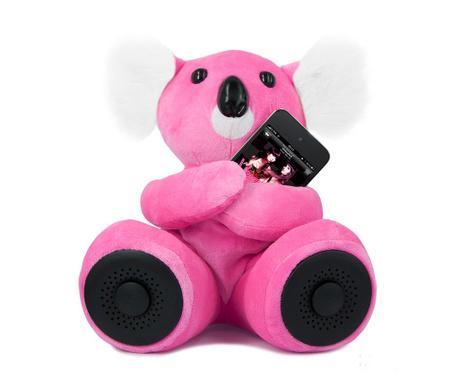 Boxa portabila hi-Koali Pink
