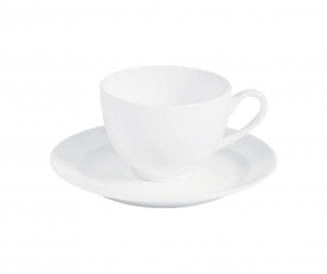Сервиз 6 чашки и 6 чинийки Tea Time