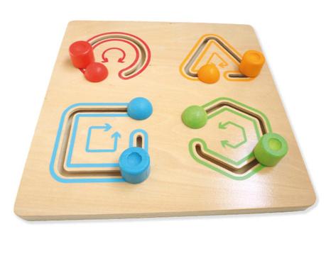 Zabawka ruchoma Geometric