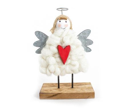 Decoratiune Wool Angel