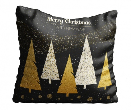 Perna decorativa Christmas Magic 43x43 cm