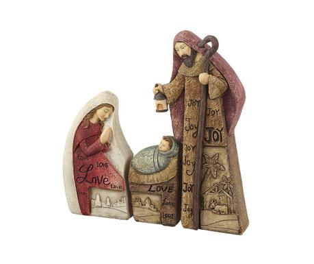 Set 3 decoratiuni Nativity