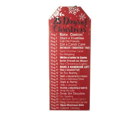 Decoratiune de perete Christmas Days