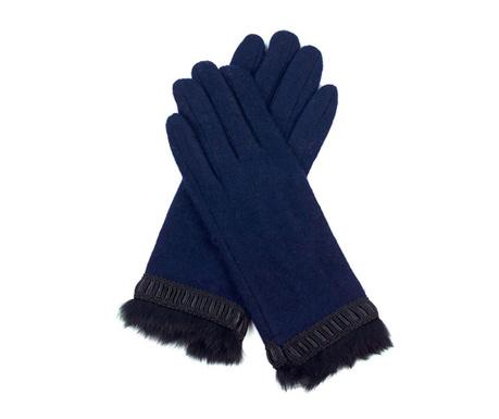 Rachelle Blue Kesztyű M