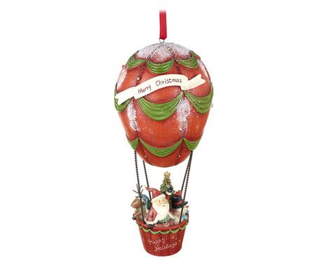 Decoratiune de perete Santa Balloon