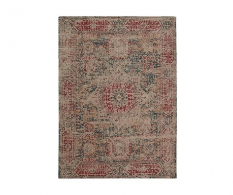 Preproga Camlin Red and Beige 200x290 cm