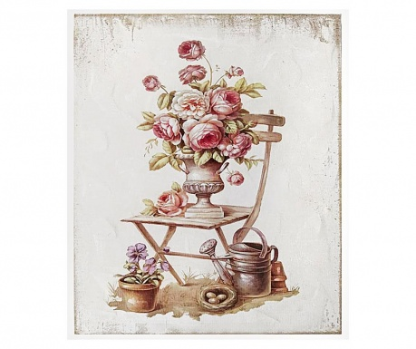 Flowers Festmény 50x60 cm