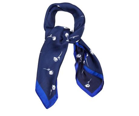 Dionisis Blue Sál 70x70 cm