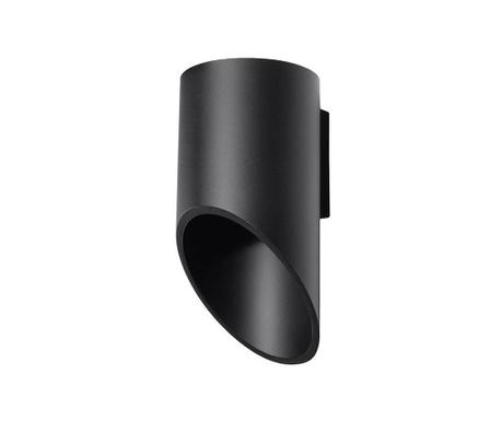 Zidna svjetiljka Nixon Plain Black