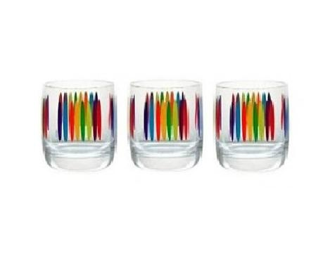 Set 3 pahare Luminarc Fizz 310 ml