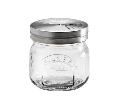 Shaker Tároló fedővel fűszereknek 250 ml