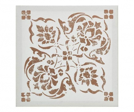 Tablou Golden Diamond Petals 30x30 cm