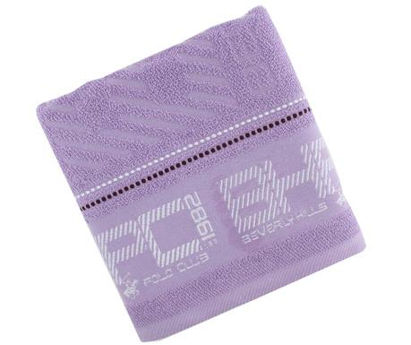 Ręcznik kąpielowy Soft Purple 50x100 cm