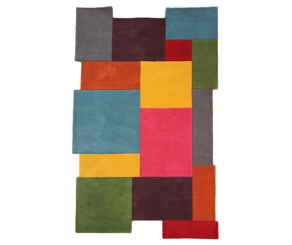 Abstract Collage Multi Szőnyeg 90x150cm