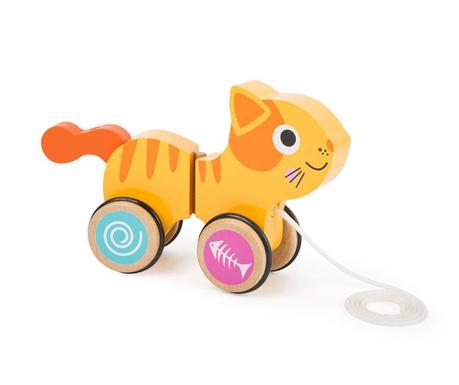 Zabawka do ciągnięcia Caty