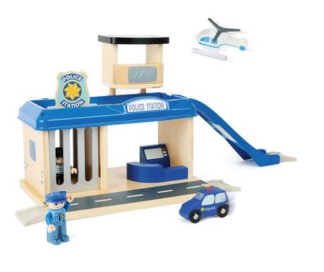 Zabawkowy posterunek policji Play and Fun