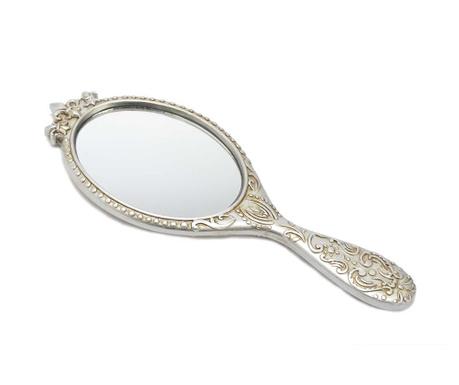 Lusterko podręczne Suzon Glossy Silver