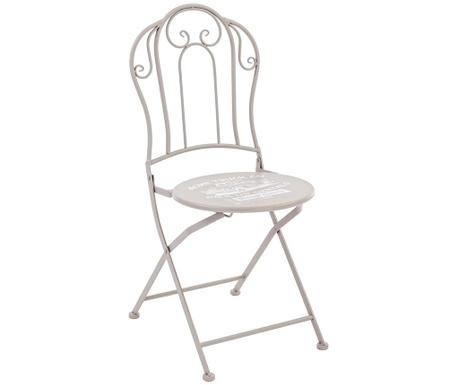 Składane krzesło  zewnętrzne County